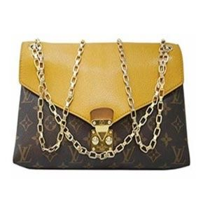LOUIS VUITTON  Pallas Chain Crossbody Bag